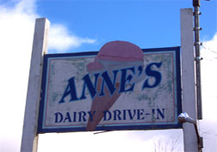 Anne's Dairy Drive-In