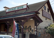 Freight House Antiques & Cafe
